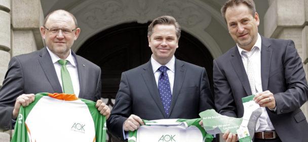 AOK-Firmenlauf Herford in der heißen Phase