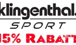 15% Angebot für alle Teilnehmer!!!